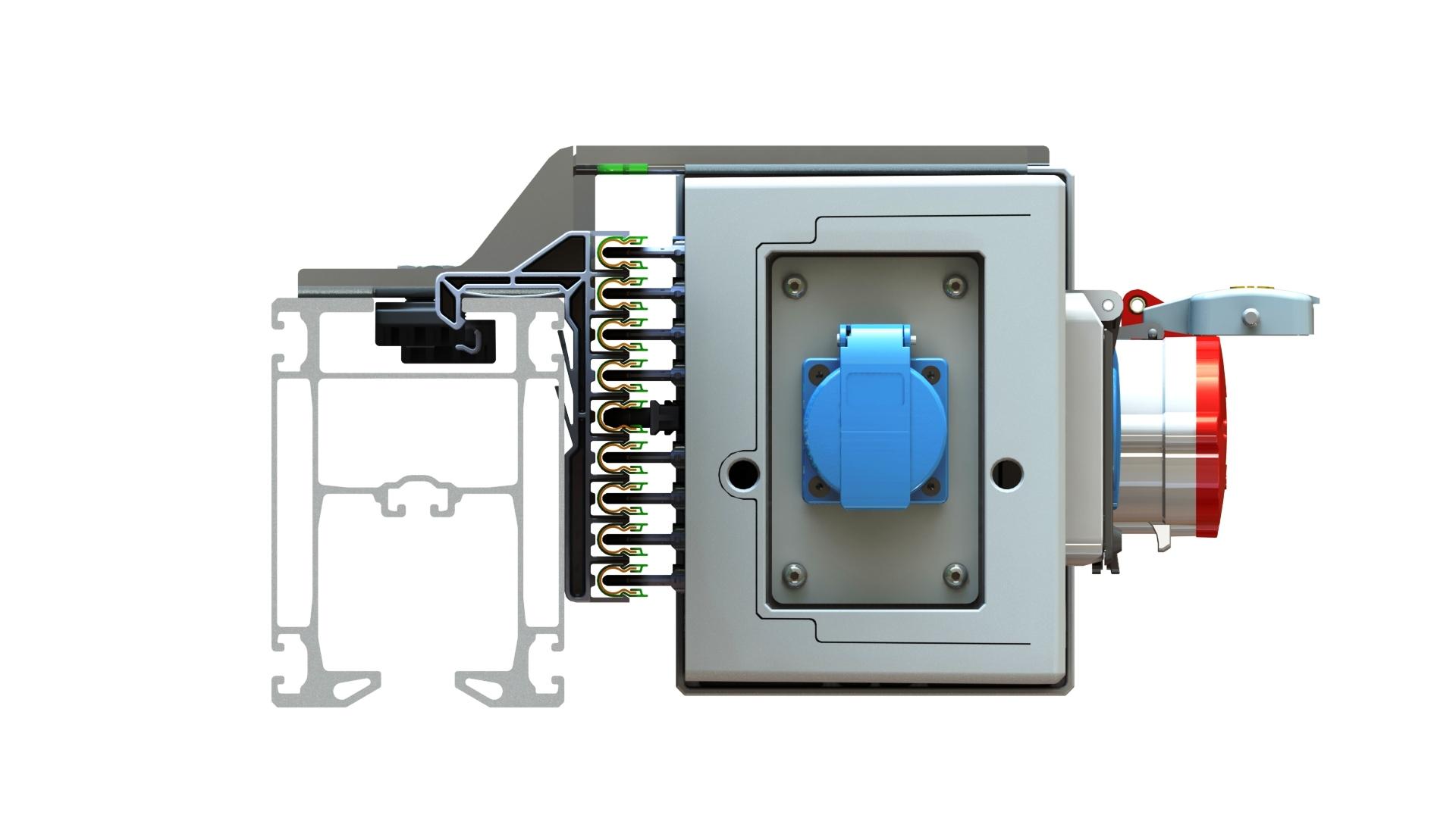 Eepos Powertrack